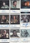 Game of Thrones Season 5 Autograph Auto Card Selection
