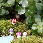 Yard Fairy Decor Lawn Plants Pot Bonsai Mushroom Garden Figurine Landscape