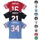 NFL Official Throwback Retro Player Jersey Collection by Mitchell $80.49 USD on eBay