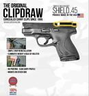 Inside Waist Band Clip Holster M&P Shield Ambidextrous Made By ClipdrawHolsters - 177885
