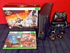 XBOX 360 CONSOLE & KIDS GAME BUNDLE PICK ONE *** MINECRAFT SONIC LEGO & MORE ***