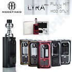 AUTHENTIC LOST MODEFINED LYRA 200W TC   MOD ONLY or FULL KIT w LYRA TANK