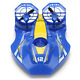 Stealth Drift RC Radio Controlled Hovercraft Amphibious Hover-Boat Model Toy