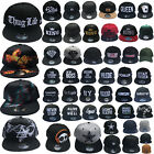 HATS SNAPBACK BASEBALL CAP THUG LIFE HIP HOP ERA FITTED King Flat Golf Summer