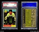 1961 Topps #538 Chuck Hiller Giants PSA 7 - NM