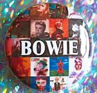 Button & FREE DAVID BOWIE Video Archives Collection 1973-2017 21 DVD SET 41 Hrs