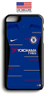 Chelsea 2018/19 Home Jersey Style Smart Phone Plastic Case For Iphone Samsung LG