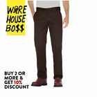 DICKIES PANTS WP873 MENS WORK PANTS SLIM-FIT STRAIGHT LEG WORK UNIFORM TROUSERS <br/> *BUY 2 OR MORE &amp; GET 10% DISCOUNT* BUY WITH CONFIDENCE