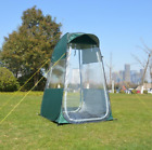 Portable Outdoor Tent Movable Camping Pop Up Fishing Tent Football Watching Tent
