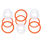 1/3 set Replacement Rubber Sealing O Ring Washers for Smok TFV8/TFV8 Baby Tank