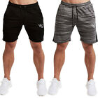 Men Sport Casual Shorts Pants Training Jogging Running Gym Bodybuilding Fitness
