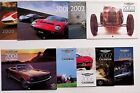 Collectable Classic Cars and Sports Cars Calendars 2000-2008 Choose Year VGC