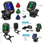 Niubier Guitar Tuner Digital Clip-On Tuner For Acoustic Electric Classical Guita