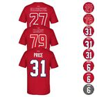 Montreal Canadiens NHL Reebok Player Name & Number Premier Jersey T-Shirt Men's $11.69 USD on eBay