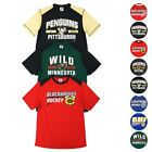 NHL Branded Team & Player Mass Cut & Sew Performance Short Sleeve T-Shirt Men's $5.99 USD on eBay