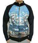 Dali Ship El barco Surrealism Sweater Track Jacket Top Mens Art Print Surrealism