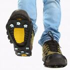 Ice Grips for Shoes with Microspikes (Snow Cleats)