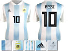 MESSI 10 - ARGENTINA HOME 2018 WORLD CUP ADIDAS SHIRT SS = ADULTS
