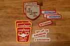 Vintge Boy Scout Leadership and Training Patches