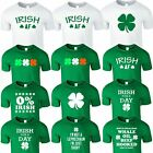 St Patricks Day Mens TShirt Irish Paddys Funny Design Ireland Top Tee T-Shirt