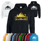 FORTNITE Hoodie Hoody Battle Royale Gaming Xbox PS4 PC Gamers Funny Kids Adults