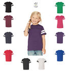 LAT Youth Football Fine Jersey Tee T-Shirt Unisex Casual Siz
