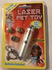 Toy Pet Cat dog Pointer Laser Light Play Time wild game Mouse meet FDA standards