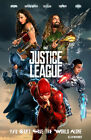Justice League - MARVEL MOVIE POSTER / PRINT 18''X26'' 24''X36'' JL004