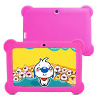 "7"" Kids Tablet PC Google Android Quad Core  WIFI HD Dual Camera Bundle Case"