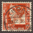 "NETHERLANDS EAST INDIES postmark ""TEGAL"" (1936)"