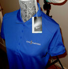 NIKE DRI-FIT VICTORY SOLID WOMEN'S GOLF POLO THE PLAYERS NWT 725582 480 $14.55 USD on eBay