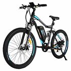 """Addmotor Electric Moutain Bicycle Bike 500W 27.5"""" Sport Shock Absorber E-Bike H1"""