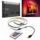USB LED Strip 5050 RGB Mood Light TV Backlight Multi Color with Remote Control