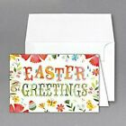 "Easter Day Card and Envelope - 8.5 x 5.5"" When Folded In Half - 2 Per Pack"