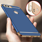 For Huawei P Smart P8 P9 P10 Lite Luxury Electroplating Slim Hybrid Case Cover