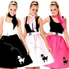 rock and roll dresses