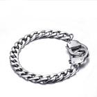 Trendy Fashion Mans Stainless Steel Link Chain Personality Cool Bracelet