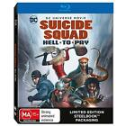 Suicide Squad: Hell To Pay (Steelbook) (2018) (Blu-ray) (Region B) New Release