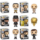Funko POP Movie James Bond 007 Figure w/ POP shield - Connery, Moore, Oddjob $12.0 USD on eBay