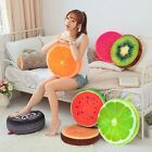 Pillow Cute Creative Cushion Plush Gift Toy Birthday Sofa/Car Cushion 3D Fruit e