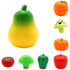 1 Pc Children Kids Mini Pretend Role Play Cooking Fruit Vegetable Food Toy Well