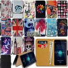 Leather Wallet Card Stand Flip Case Cover For Various Bluboo Smartphones