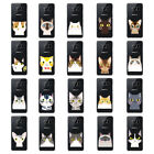 Comic Cat Soft TPU Phone Case Cover For Samsung Note8 S7 Edge S6 S7