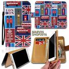 Leather Wallet Card Stand Flip Case Cover For Various LG SmartPhones