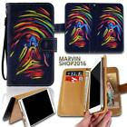 Leather Wallet Card Stand Flip Case Cover For Various Goclever SmartPhones