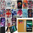 Leather Wallet Card Stand Flip Case Cover For LG K10 K20 SmartPhones
