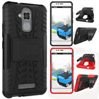 "For 5.2"" ASUS ZenFone 3 Max ZC520TL Case, Tough Armor Kickstand Protector Cover"