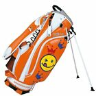 Newwinwin Style (Winwinstyle) Caddy Bag I Love Golf Enamel St I Love Golf Enamel
