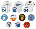 Majestic Cool Base MLB Retired Players Cooperstown Mens Jersey