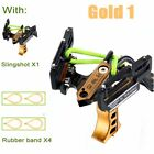 Pro Heavy Duty Laser Slingshot Catapult Hunting Adjustable Shooting Powerful Toy